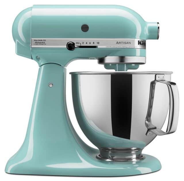KitchenAid Artisan Series Mixer Giveaweay