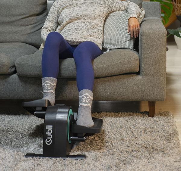Cubii Jr. Compact Under Desk Elliptical Exerciser Giveaway