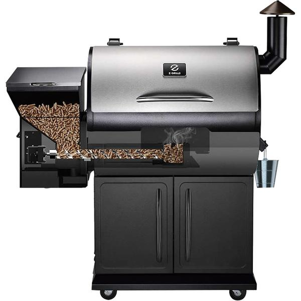 Z Grills 700E Wood Pellet & Smoker Review & Giveaway