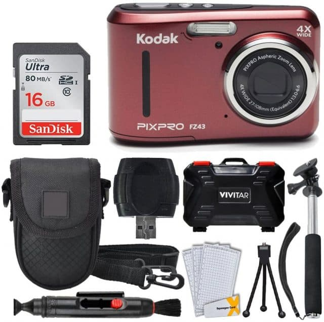 Kodak PIXPRO Camera Bundle Giveaway