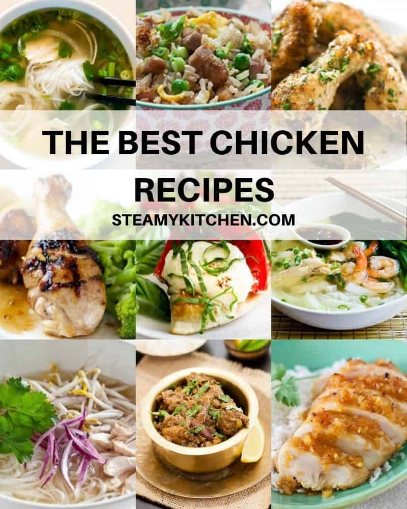 The Best Ever Chicken Recipes
