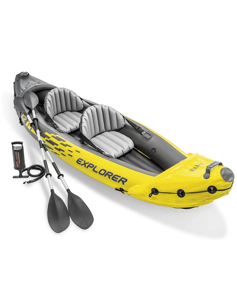 Intex Explorer 2 Person Kayak Giveaway