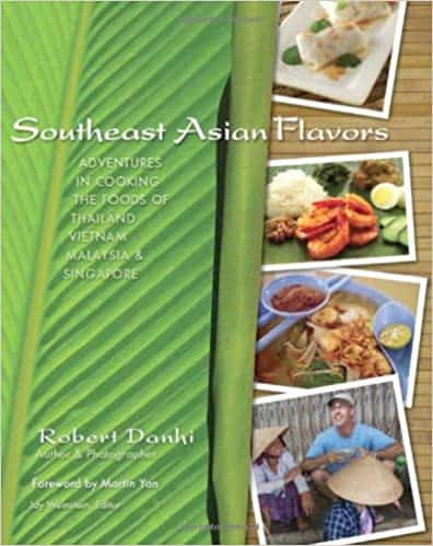 Malaysian chicken noodle soup recipe is from chef robert danhi's cookbook.