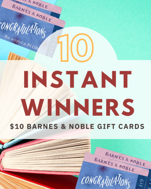 Barnes and Noble Instant Win Game