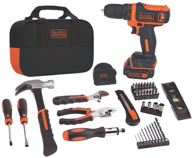 Black and Decker Tool Set Giveaway