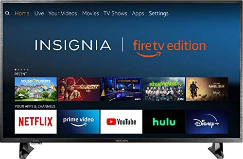 Insignia 43? Smart LED Fire TV Giveaway