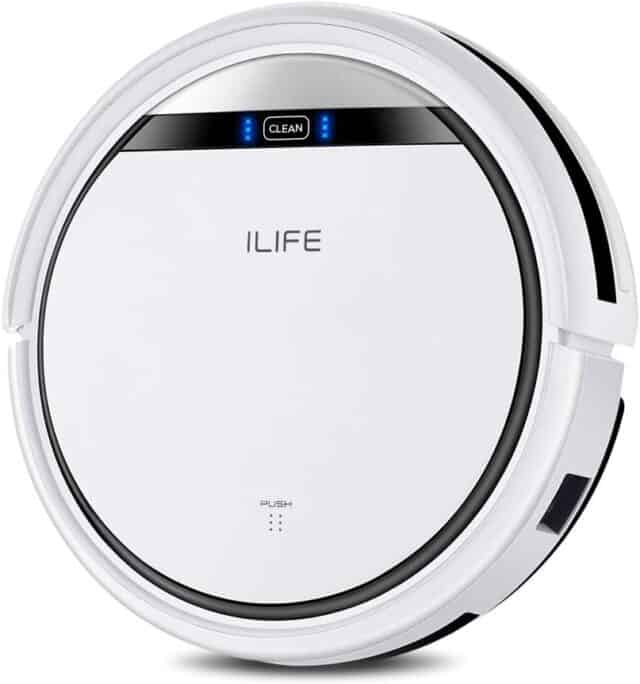 iLife V3s Pro Robot Vacuum Cleaner Giveaway