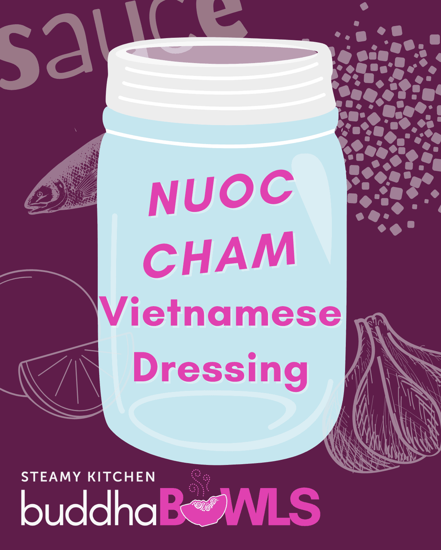 Nuoc Cham (Vietnamese Dressing)