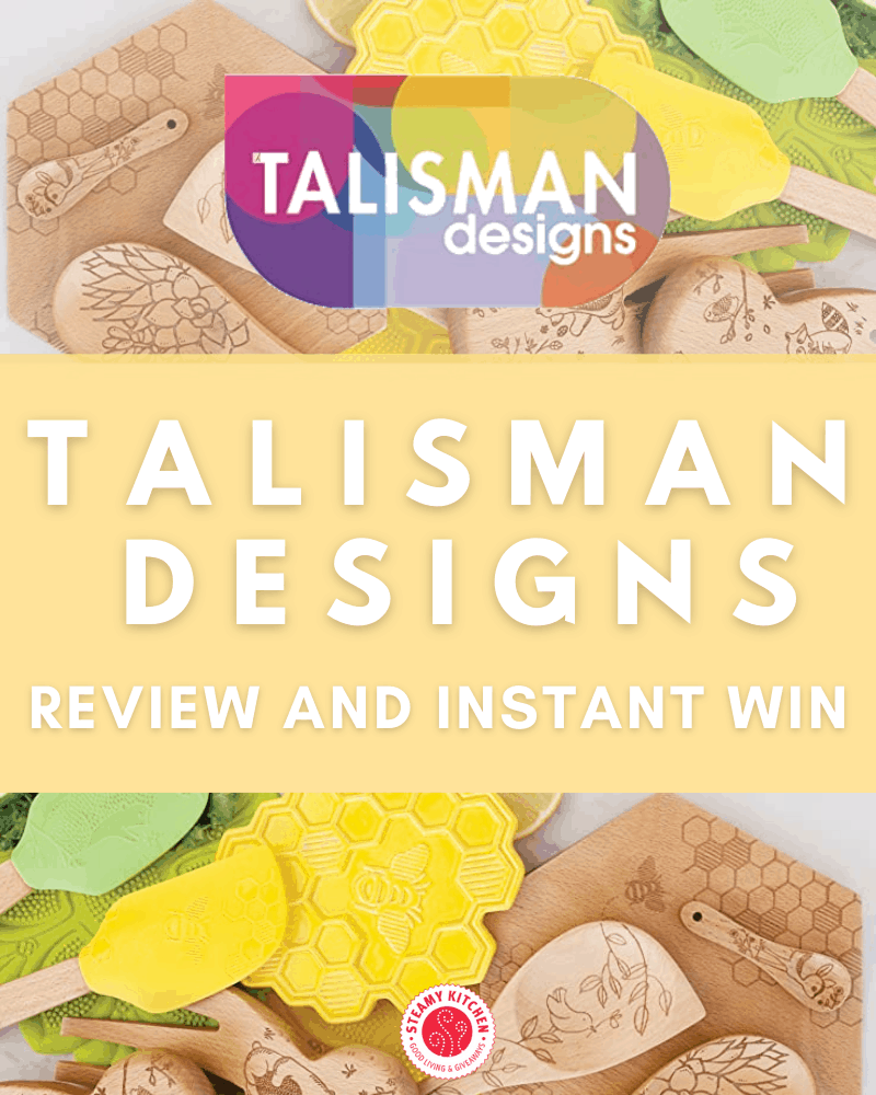 Talisman Designs Review and Giveaway