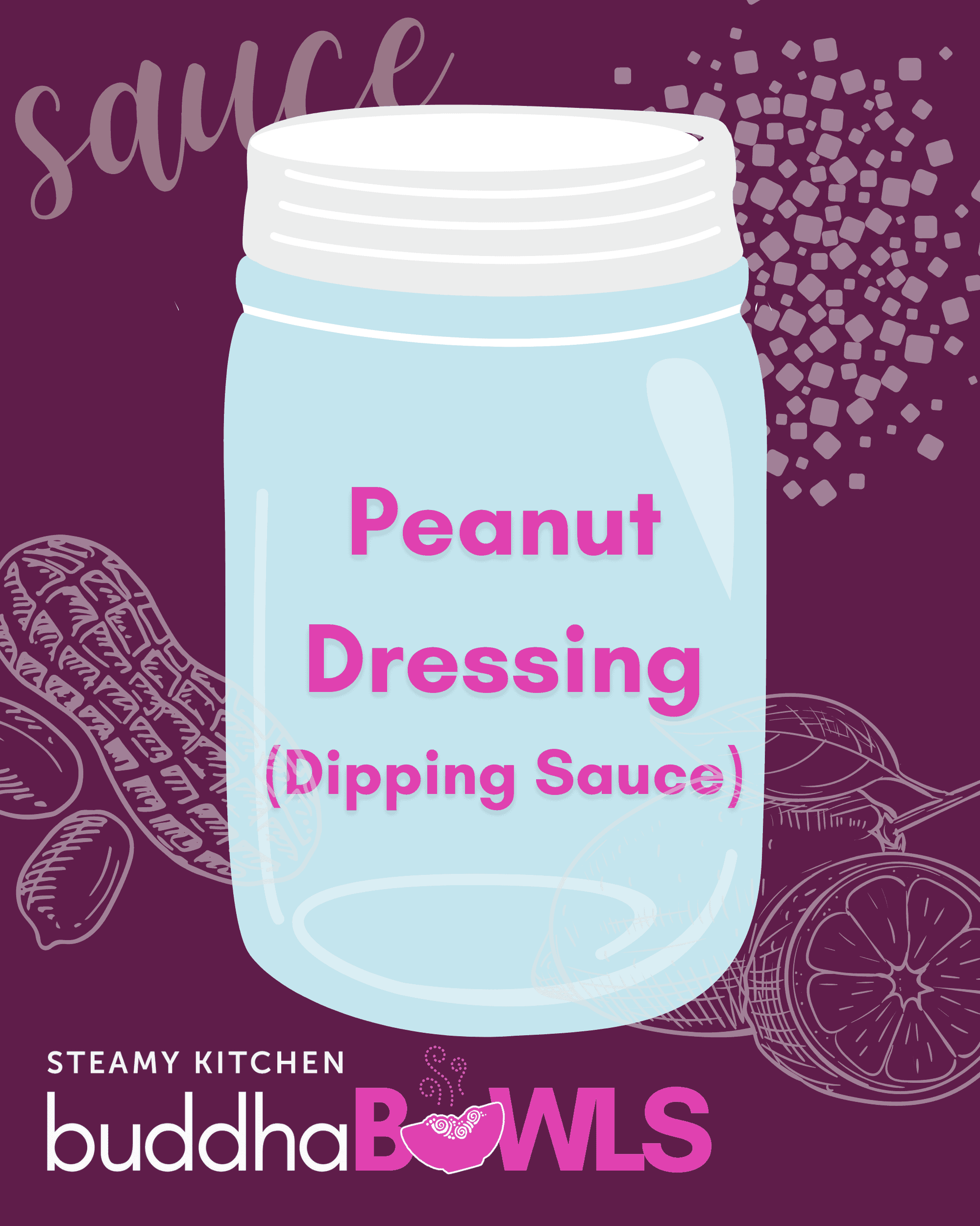 The Best Peanut Sauce Recipe