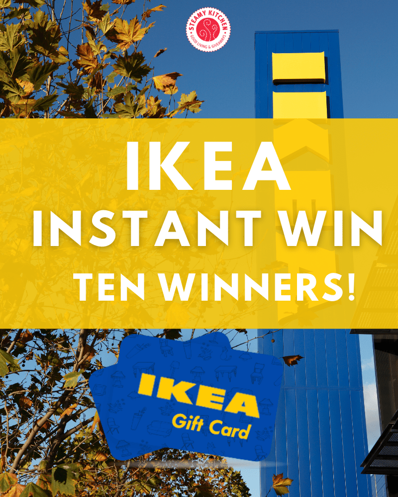 Ikea Instant Win Game