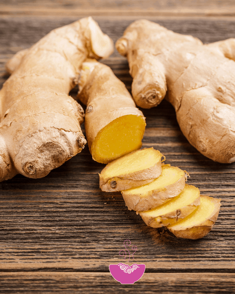 How to Grate Fresh Ginger