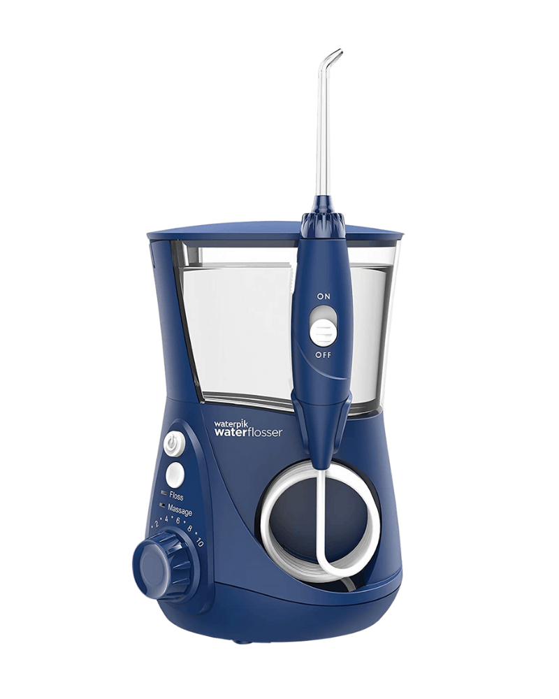 WaterPik Electric Dental Flosser GiveawayEnds in 3 days.