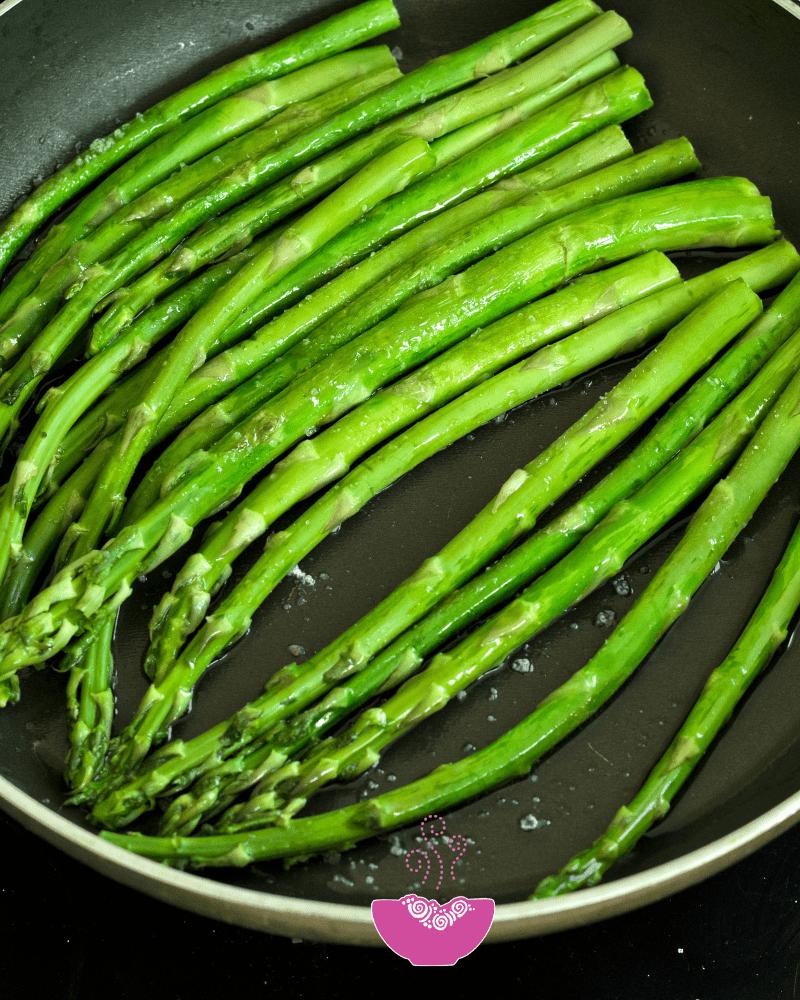 How to Sauté Asparagus
