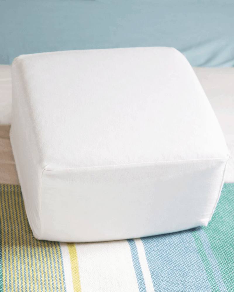 Pillow Cube 12″ Pillow For Side Sleepers Review and GiveawayEnds in 30 days.