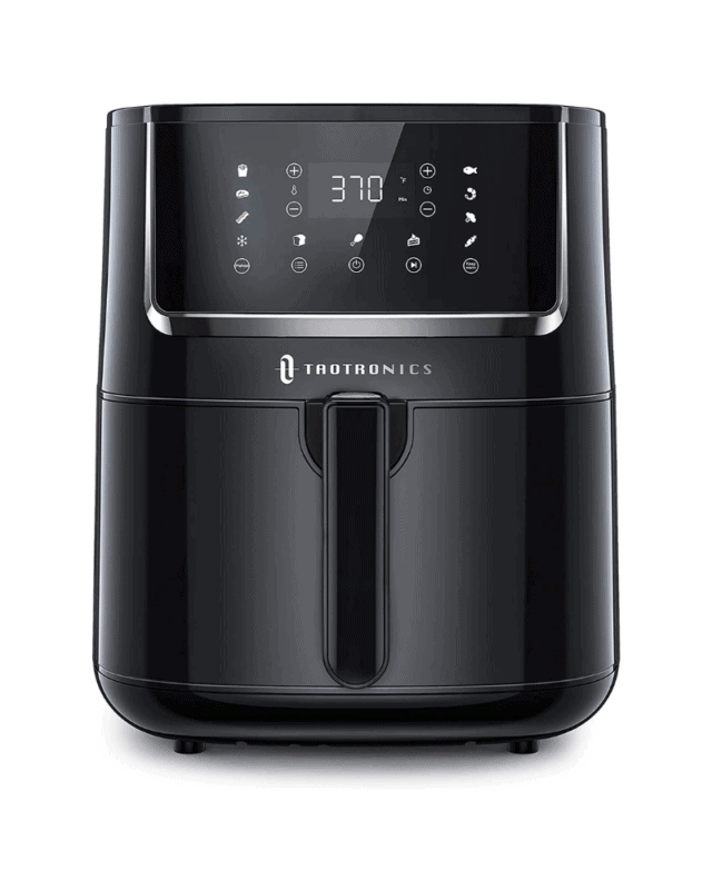 TaoTronics Air Fryer Review and Giveaway