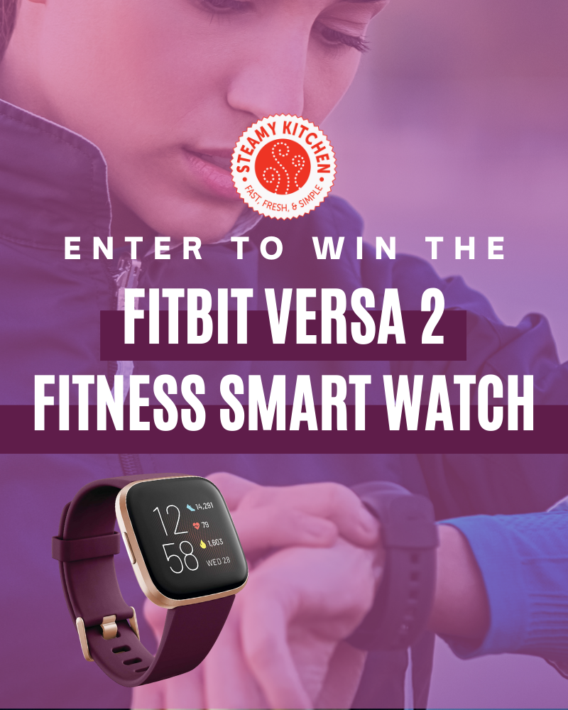 FitBit Versa 2 Smart Watch GiveawayEnds in 72 days.