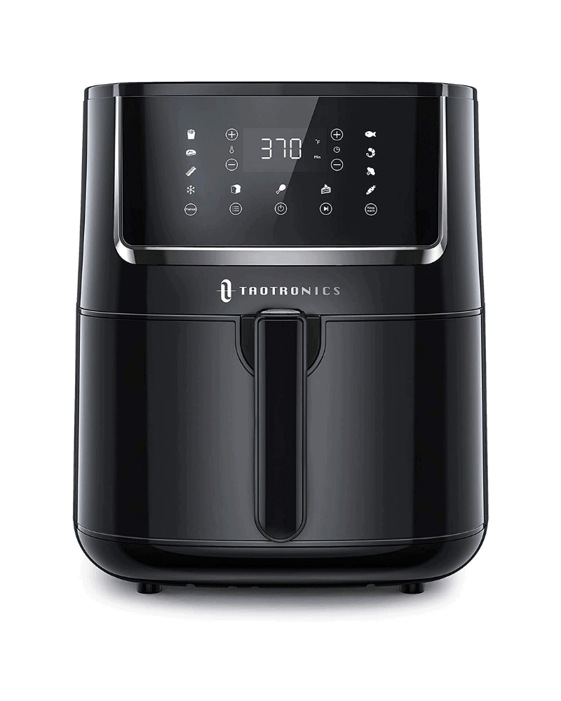 TaoTronics Air Fryer Review and GiveawayEnds in 45 days.