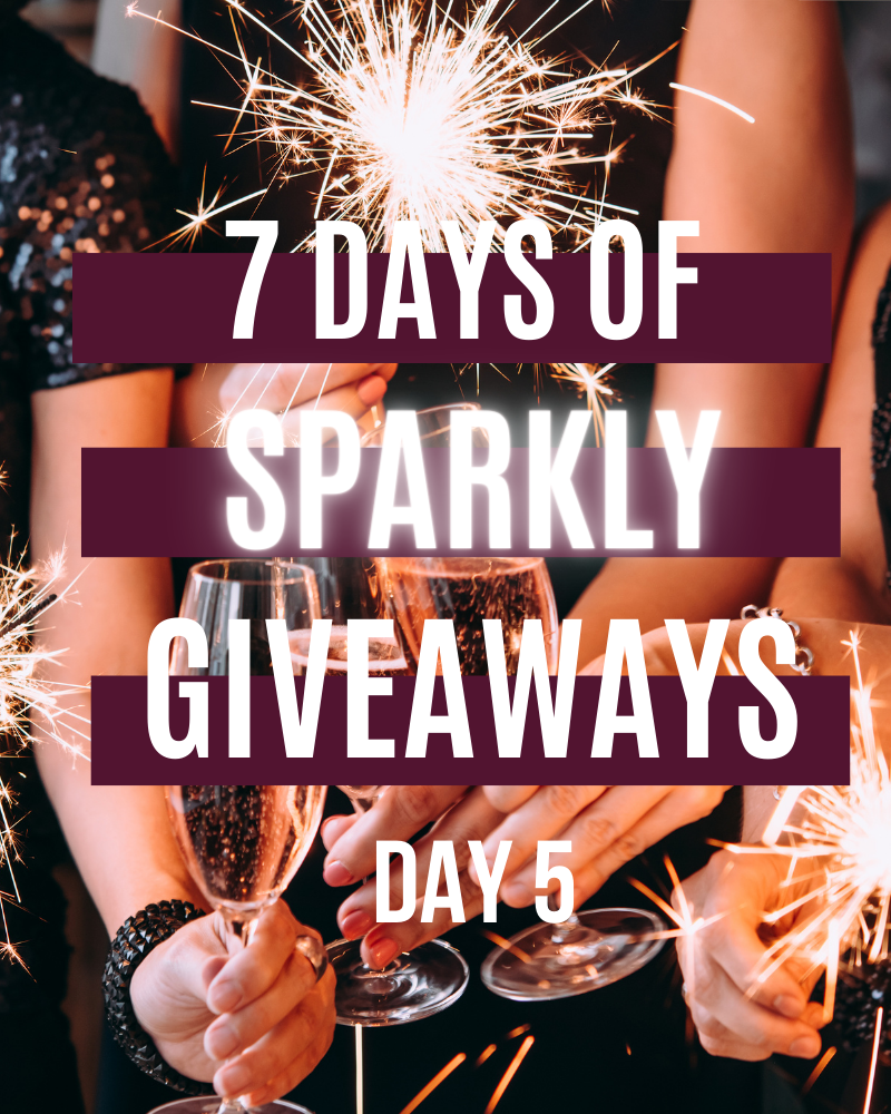 7 Days Of Sparkly Giveaways Day 5Ends in 12 days.