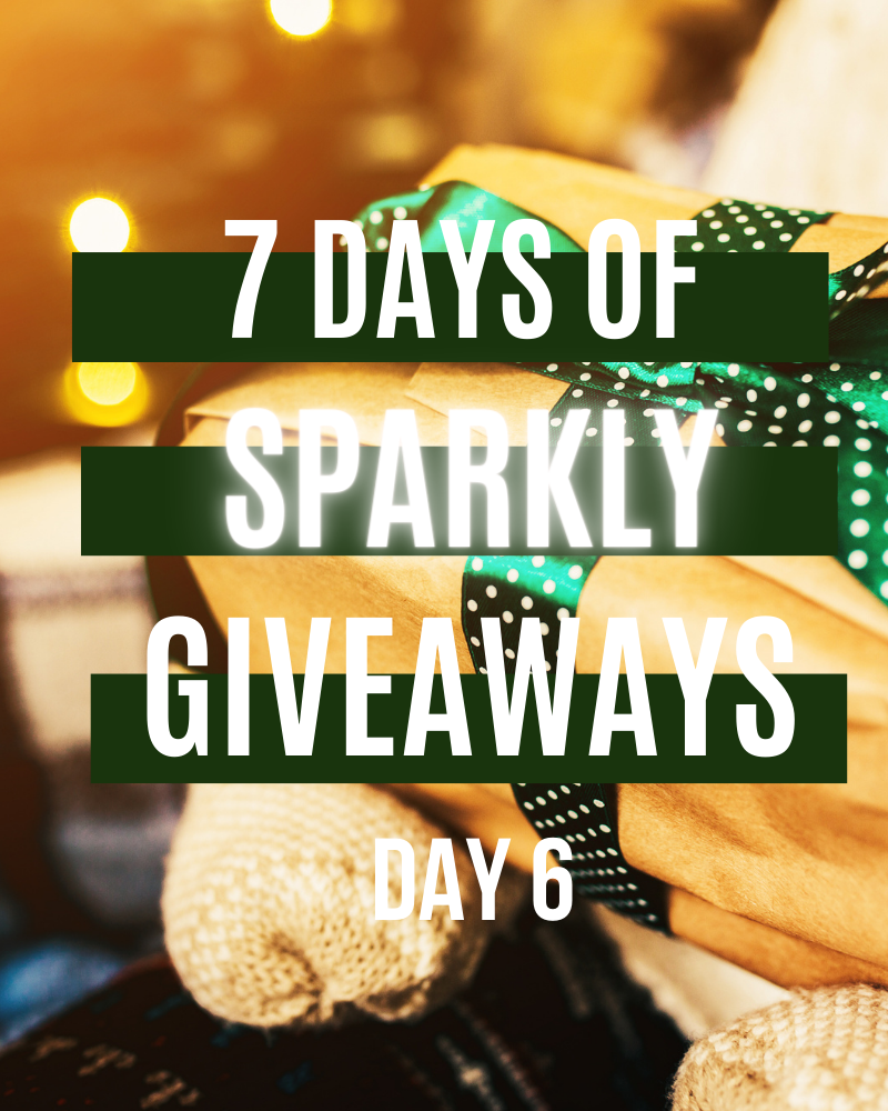 7 Days Of Sparkly Giveaways Day 6Ends in 59 days.