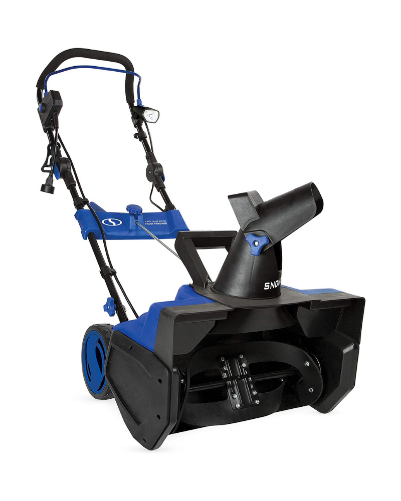Snow Joe Electric Snow Thrower GiveawayEnds Tomorrow!