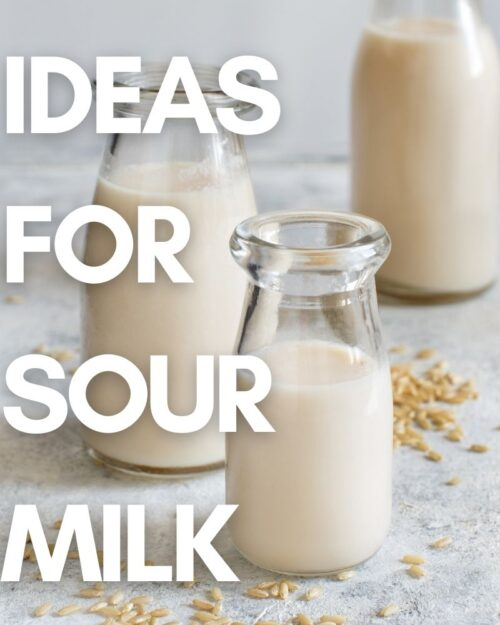 Main image of sour milk