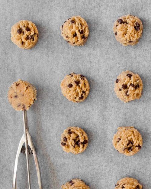 Freeze Extra Cookie Dough
