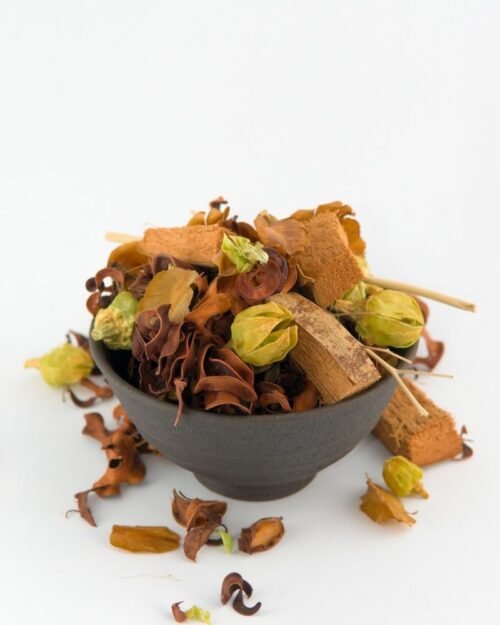 Make Extra Spices into Potpourri