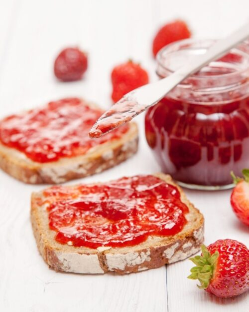 Make Jam with Extra Berries