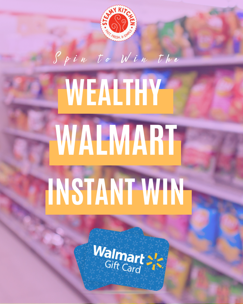 Wealthy Walmart Instant Win GameEnds in 55 days.