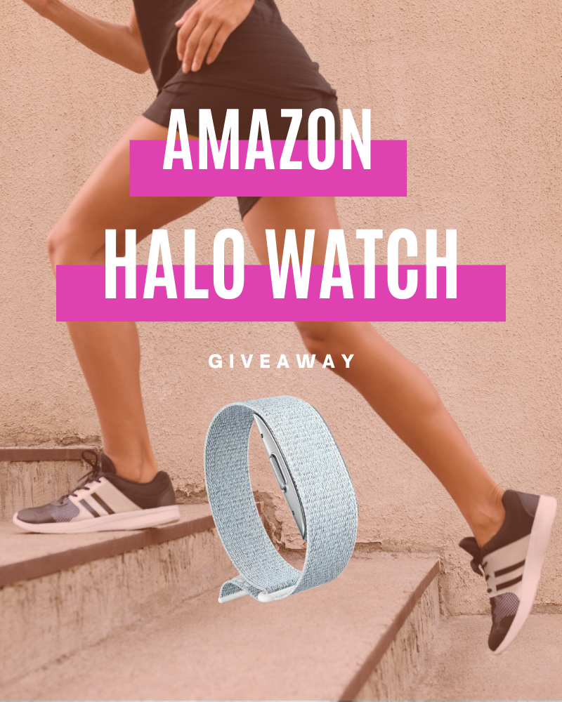 Amazon Halo GiveawayEnds in 82 days.