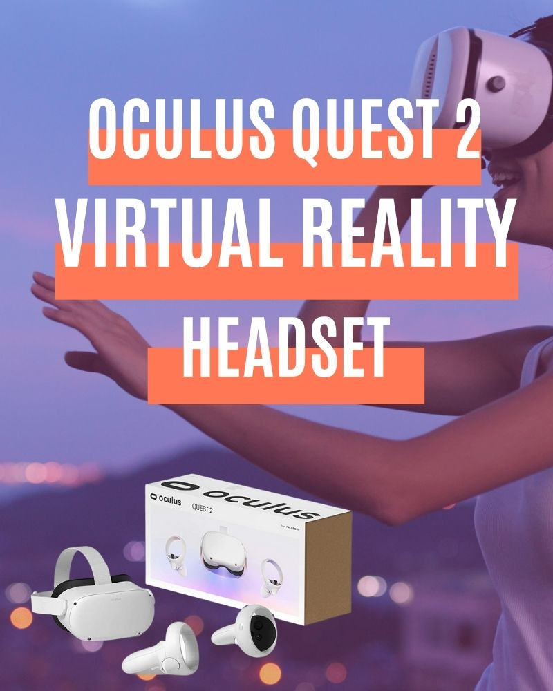 Oculus Quest 2 Virtual Reality GiveawayEnds in 30 days.