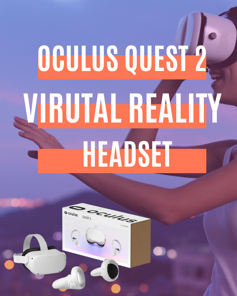 Oculus Quest 2 Virtual Reality GiveawayEnds in 80 days.