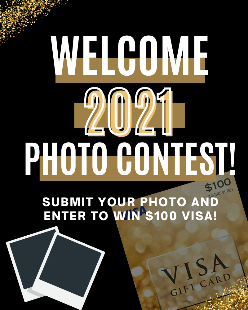 Welcome 2021 Photo Contest!Ends in 80 days.