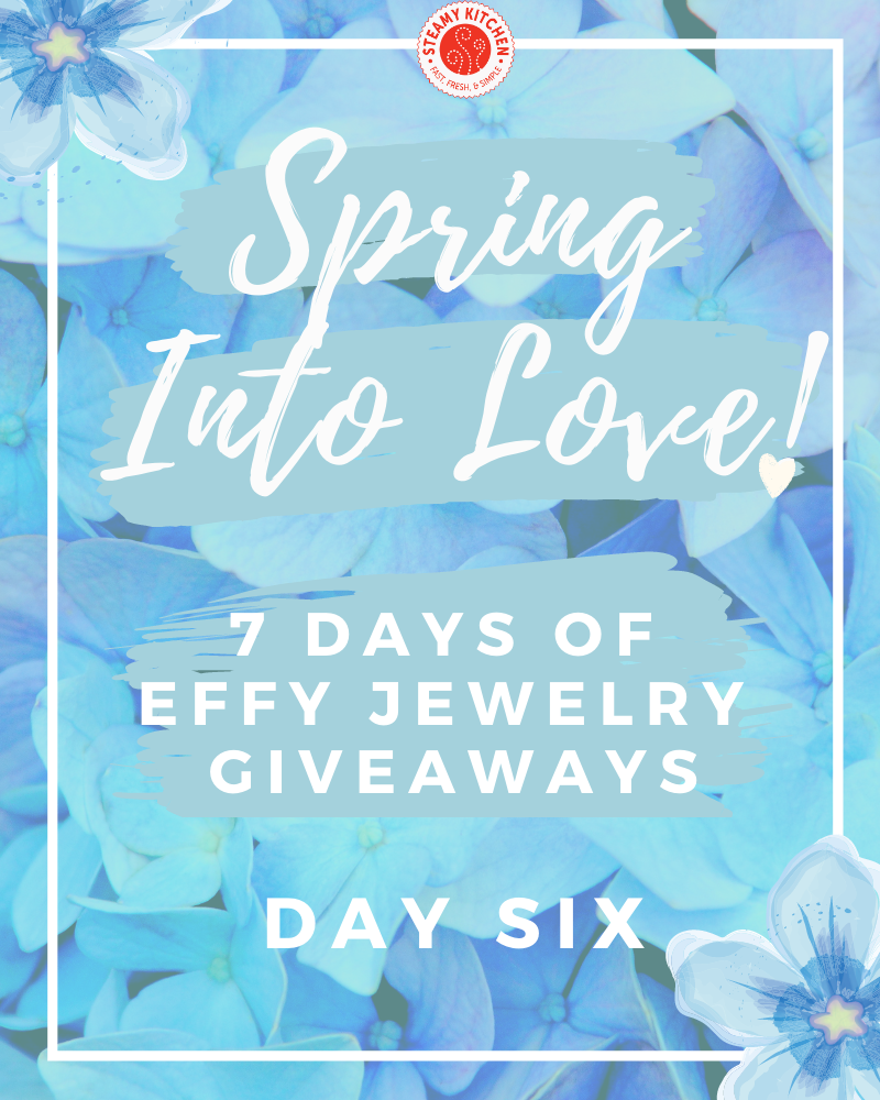 Spring Into Love Day 6 GiveawayEnds in 25 days.