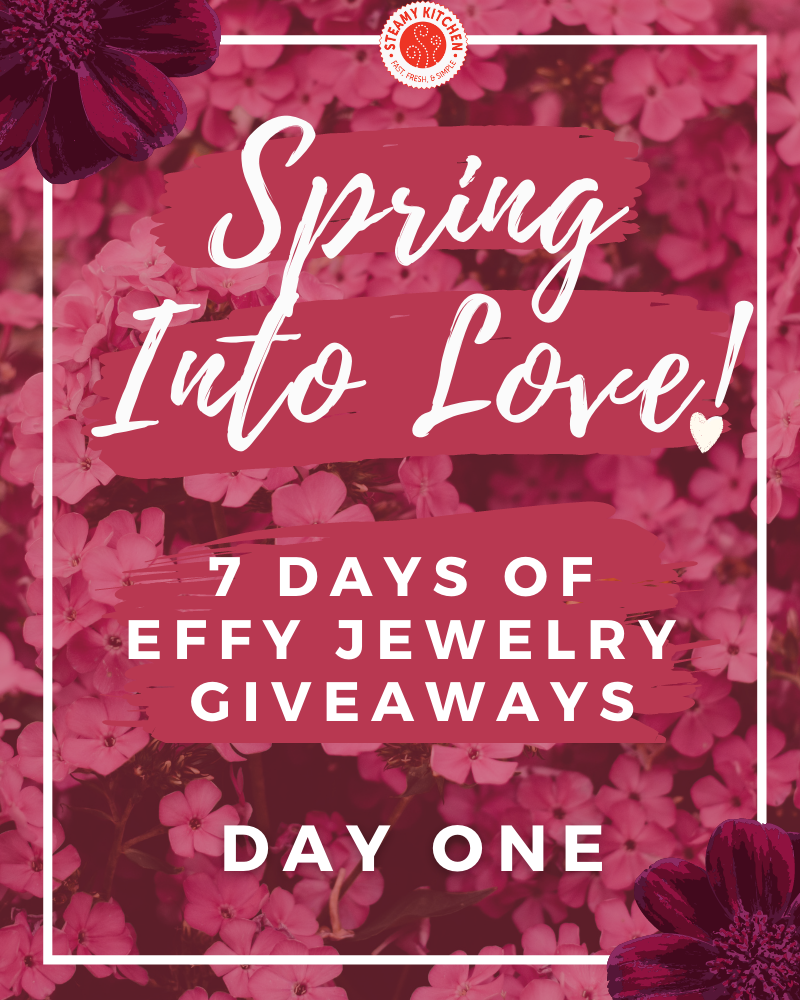 Spring Into Love Day 1 GiveawayEnds in 21 days.