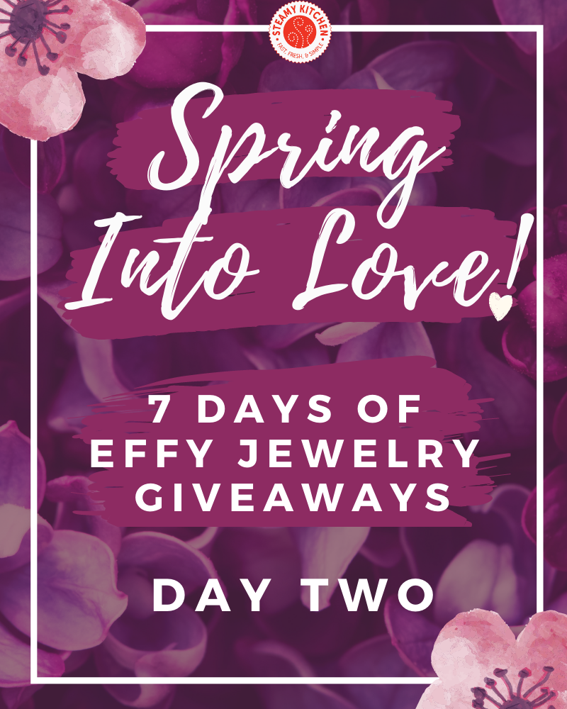 Spring Into Love Day 2 GiveawayEnds in 21 days.