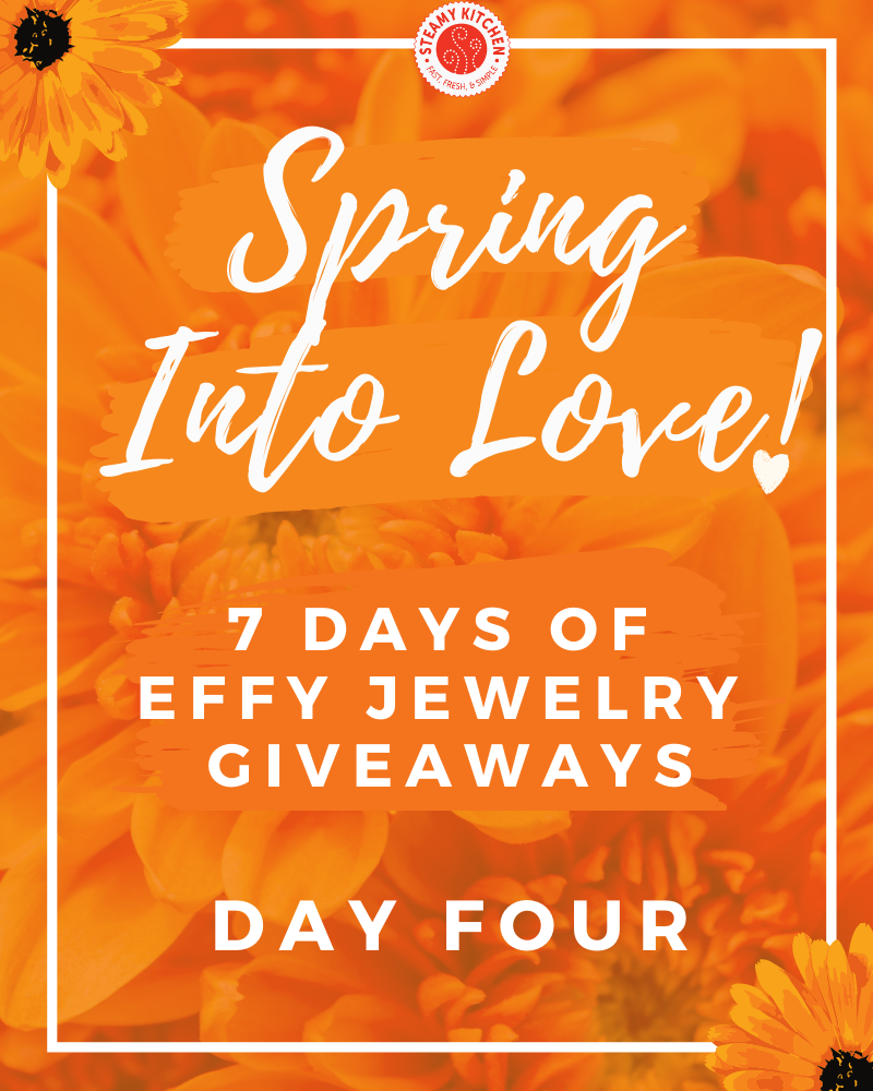 Spring Into Love Day 4 GiveawayEnds in 25 days.