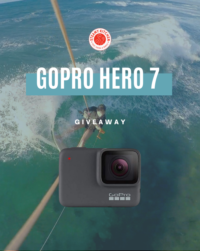 GoPro Hero 7 GiveawayEnds in 55 days.