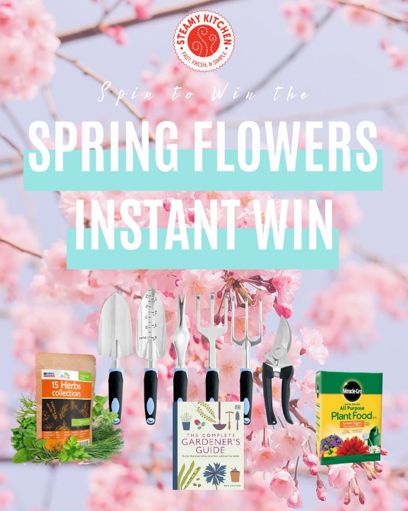 Spring Flowers Instant WinEnds in 51 days.