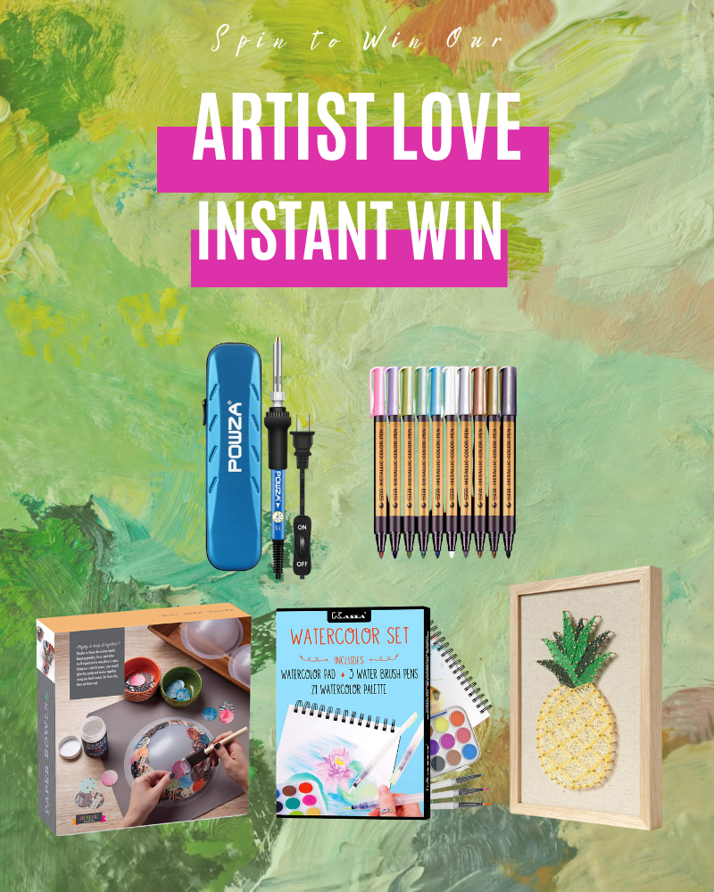 Artist Love Instant Win GameEnds in 76 days.