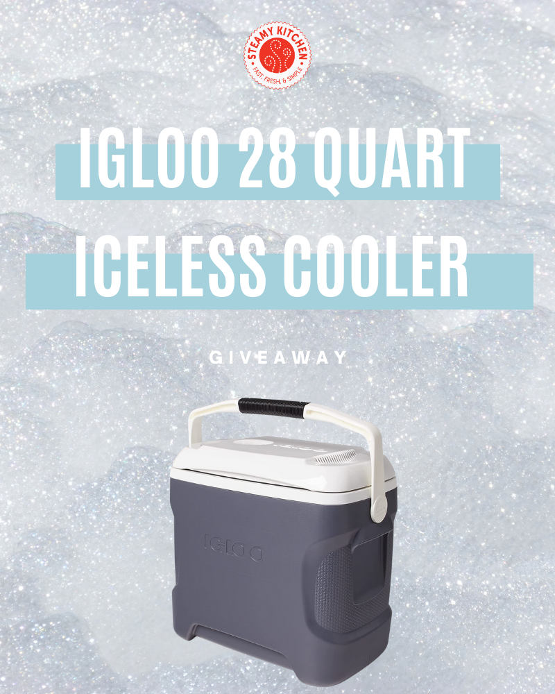 Igloo 28 Quart Iceless Cooler GiveawayEnds in 34 days.