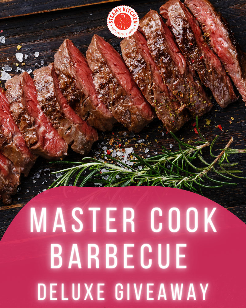Master Cook Barbecue GiveawayEnds in 72 days.