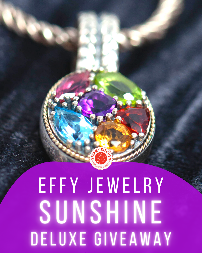SunSHINE Jewelry GiveawayEnds in 54 days.