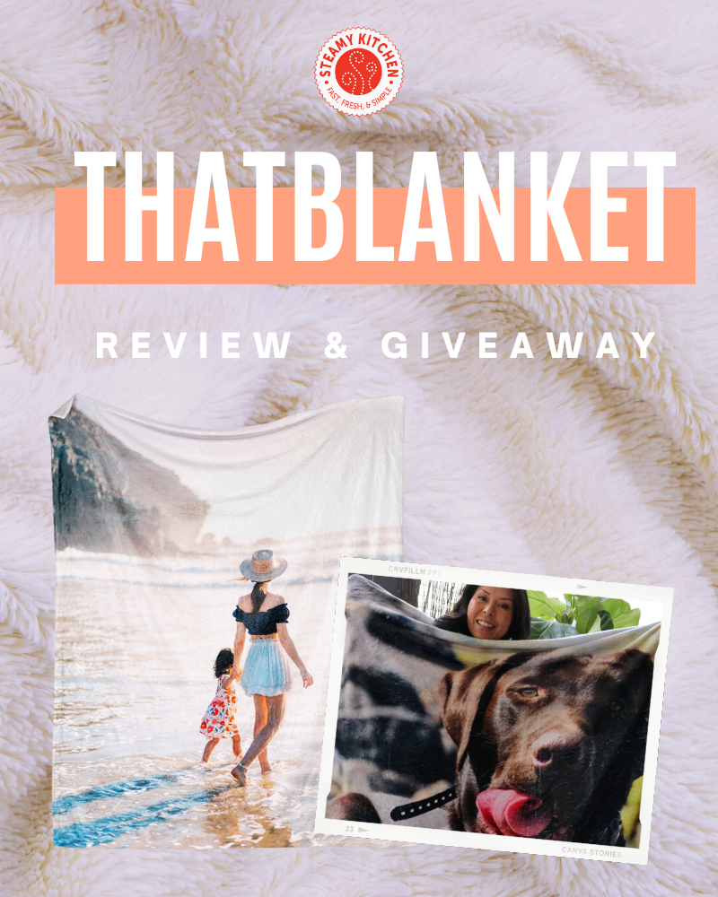 ThatBlanket Review and GiveawayEnds in 76 days.