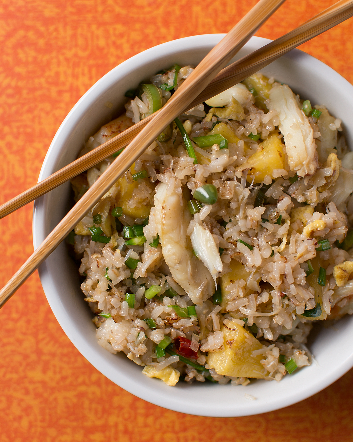 Crab Fried Rice Recipe Tested and Giveaway!Ends in 69 days.