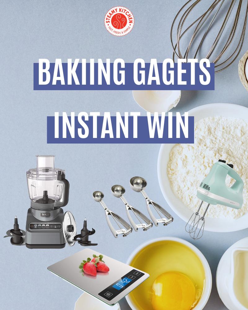 Kitchen Gadget Instant Win GameEnds in 79 days.