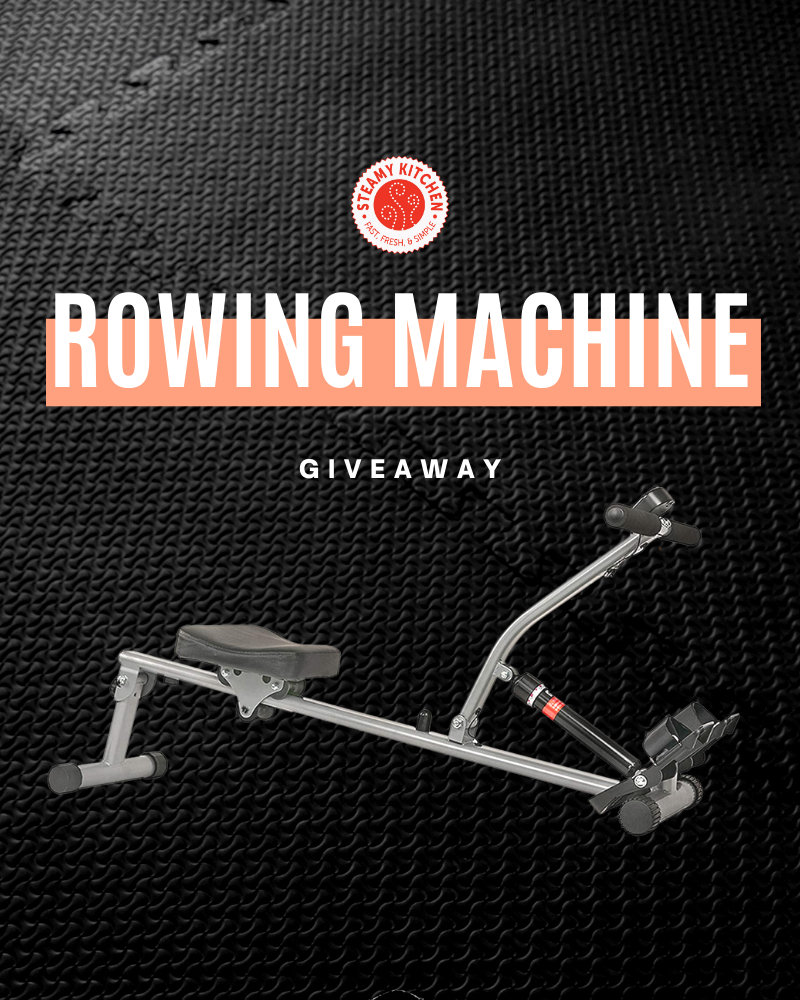 Rowing Machine GiveawayEnds in 83 days.