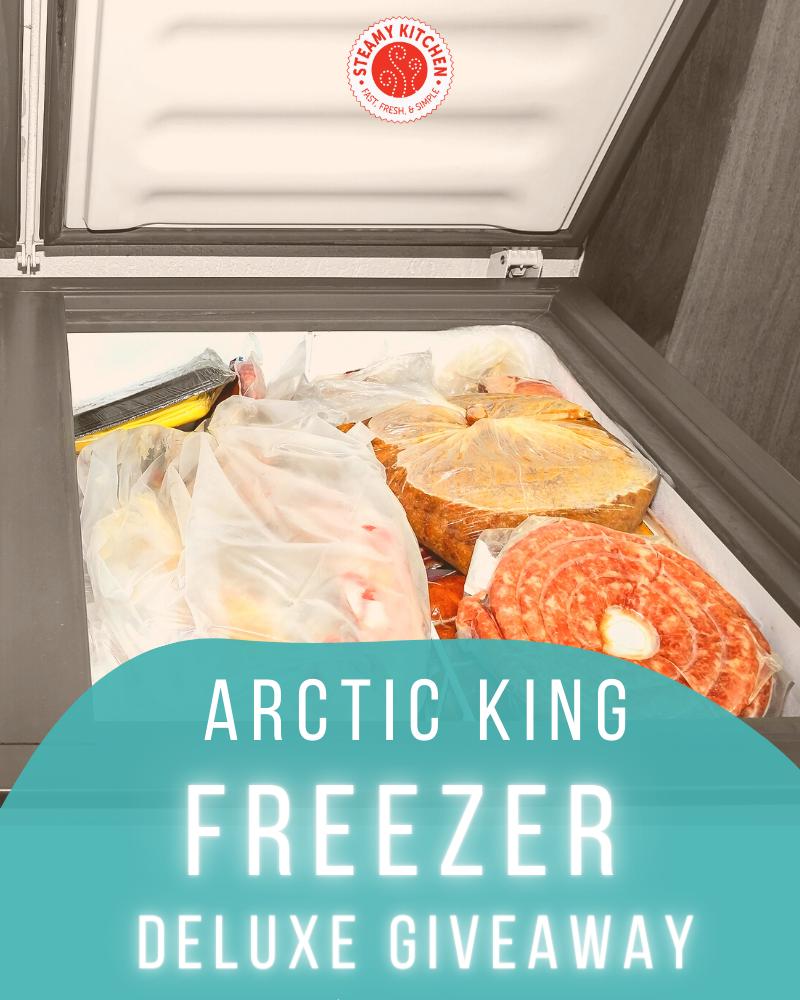 Freezer GiveawayEnds in 68 days.