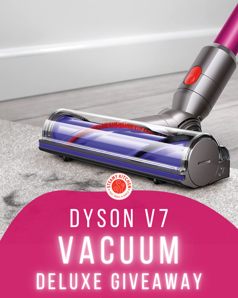Dyson Cordless Vacuum GiveawayEnds in 74 days.